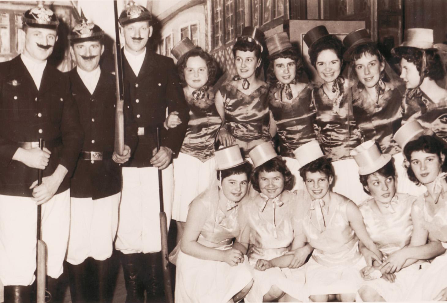 Fasent Chronik des Turnverein Langenbrand 1948