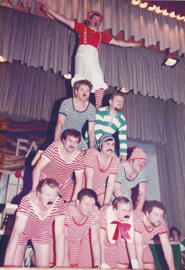 Fasent Chronik des Turnverein Langenbrand 1976-1997 (4)