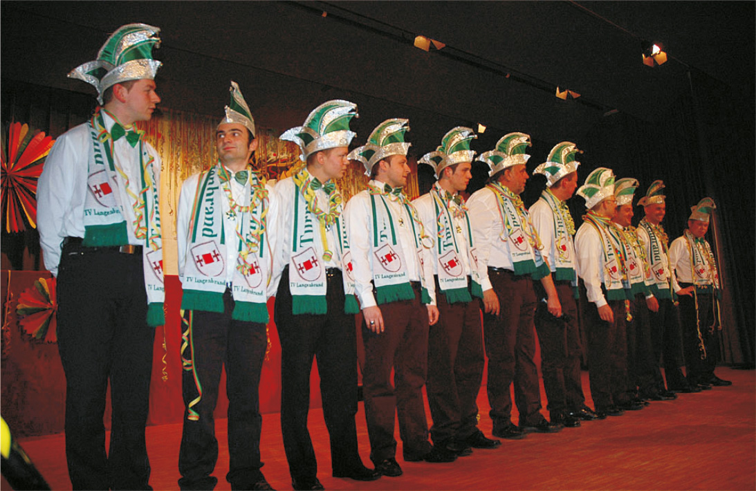 Fasent Chronik des Turnverein Langenbrand 1999-2010 (5)
