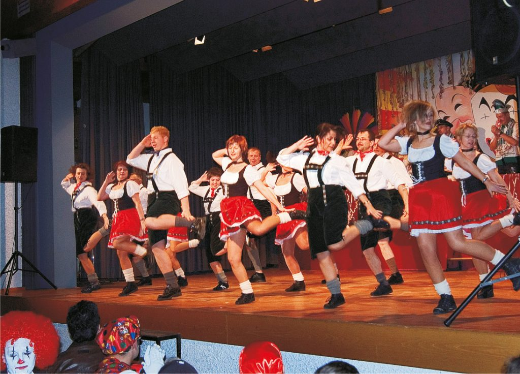 Fasent Chronik des Turnverein Langenbrand 1999-2010 (6)