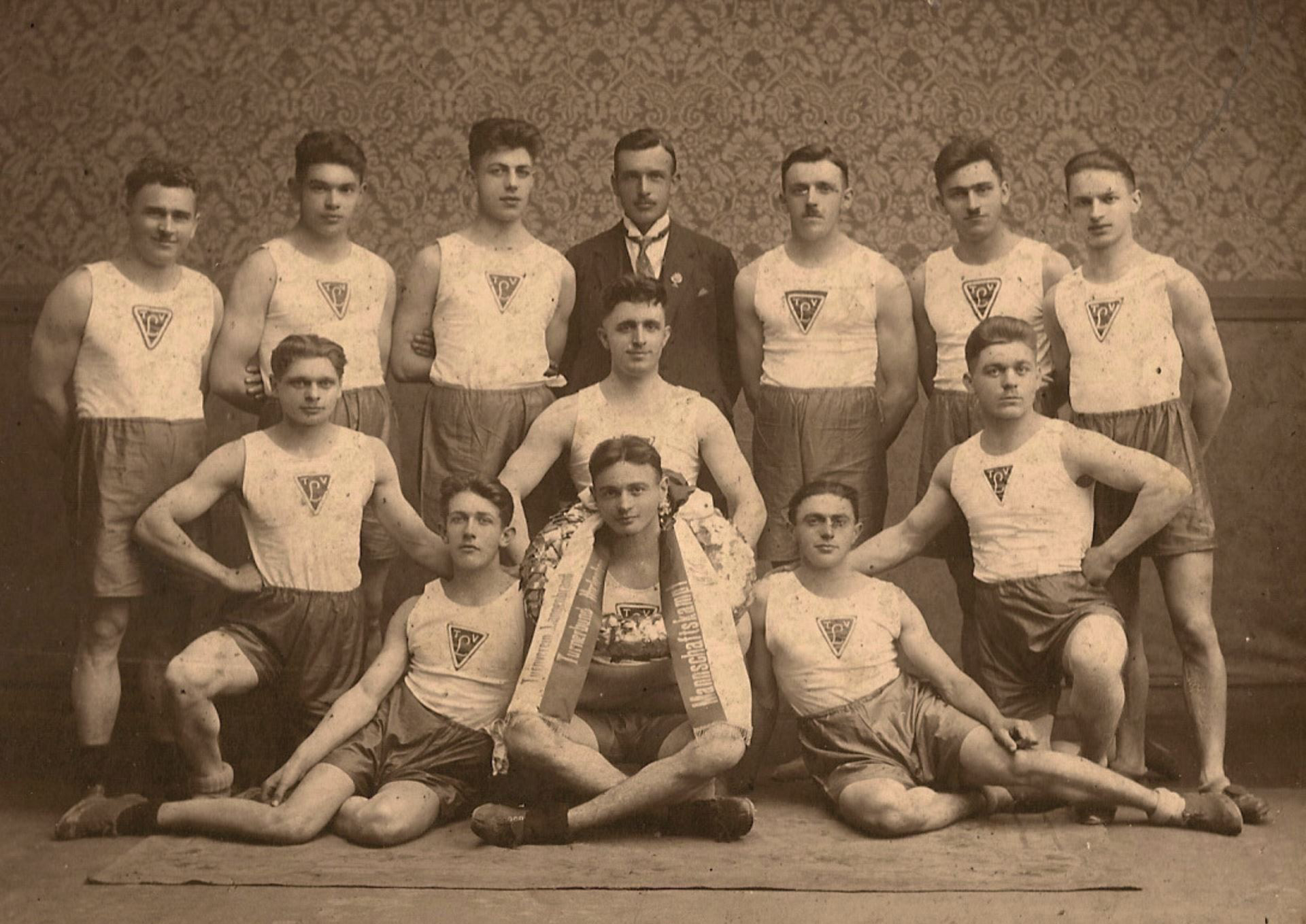 Chronik des Turnverein Langenbrand 1911-1915