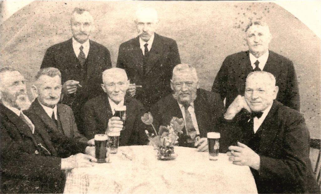 Vereinsgründung des Turnverein Langenbrand (1)