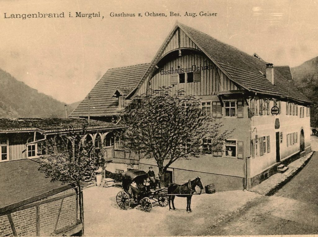 Chronik des Turnverein Langenbrand 1916-1921 (1)