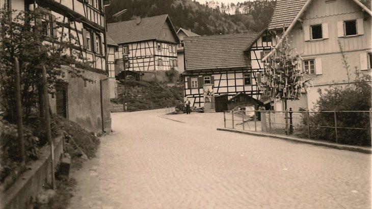 Chronik des Turnverein Langenbrand 1922-1937 (1)