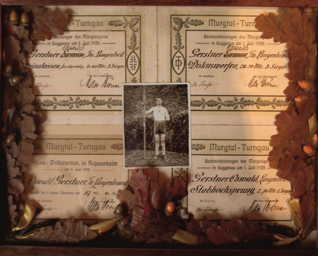 Chronik des Turnverein Langenbrand 1922-1937 (2)