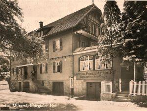Chronik des Turnverein Langenbrand 1922-1937 (3)