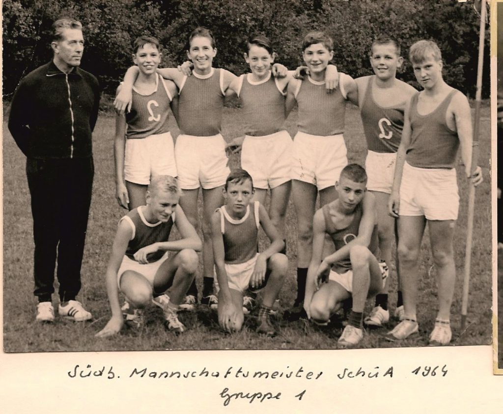 Chronik des Turnverein Langenbrand 1966-1970 (2)