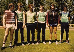 Chronik des Turnverein Langenbrand 1981-1986 (1)