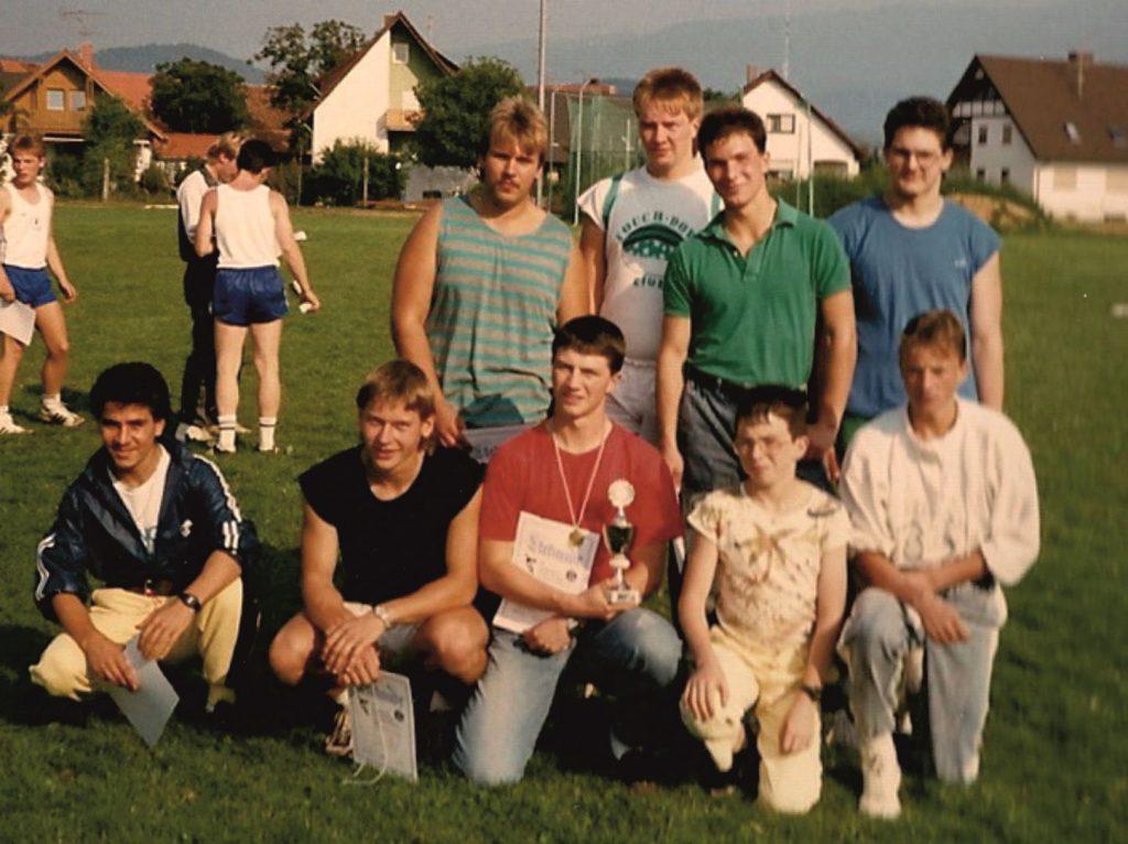 Chronik des Turnverein Langenbrand 1981-1986 (2)