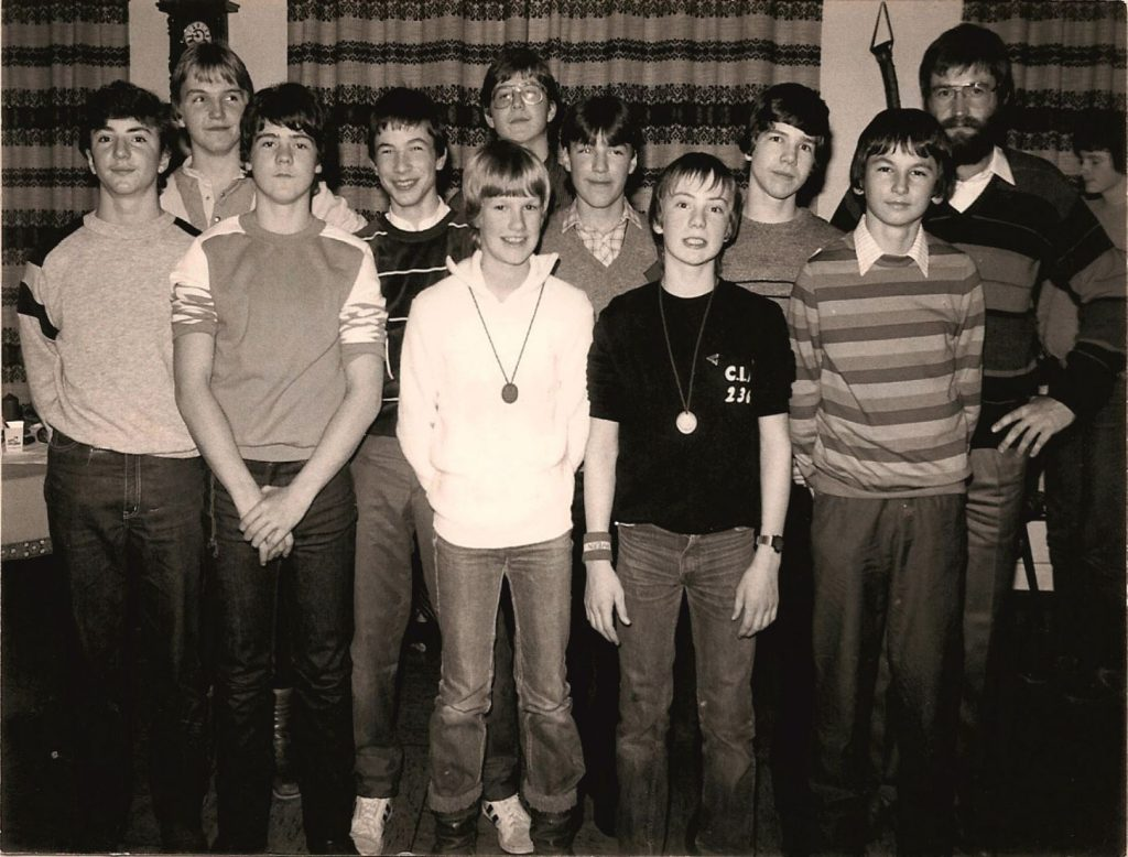 Chronik des Turnverein Langenbrand 1981-1986 (3)