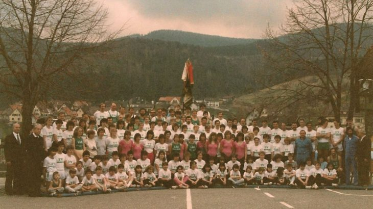Chronik des Turnverein Langenbrand 1986-1991 (1)