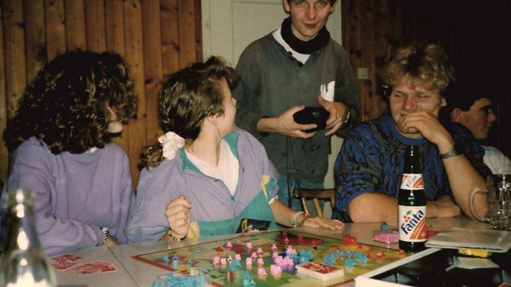Chronik des Turnverein Langenbrand 1992-1995 (1)