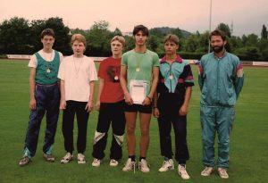 Chronik des Turnverein Langenbrand 1992-1995 (2)