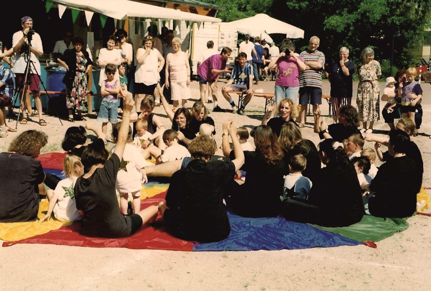 Chronik des Turnverein Langenbrand 1996-1999 (1)