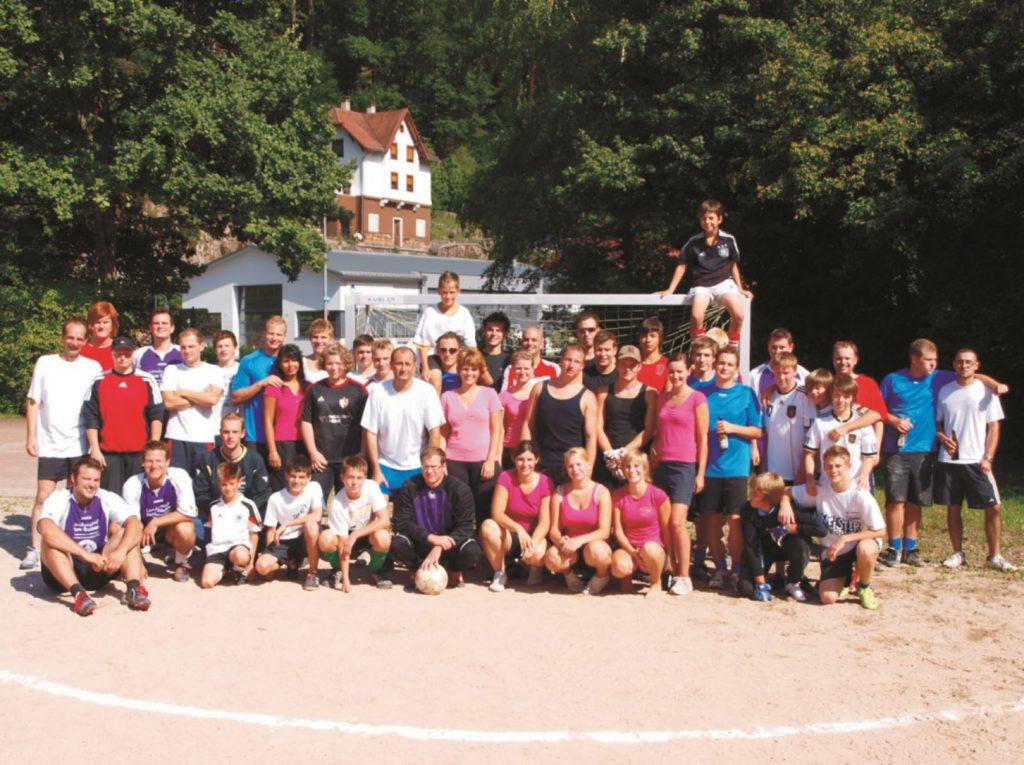 Chronik des Turnverein Langenbrand 2006-2010 (3)