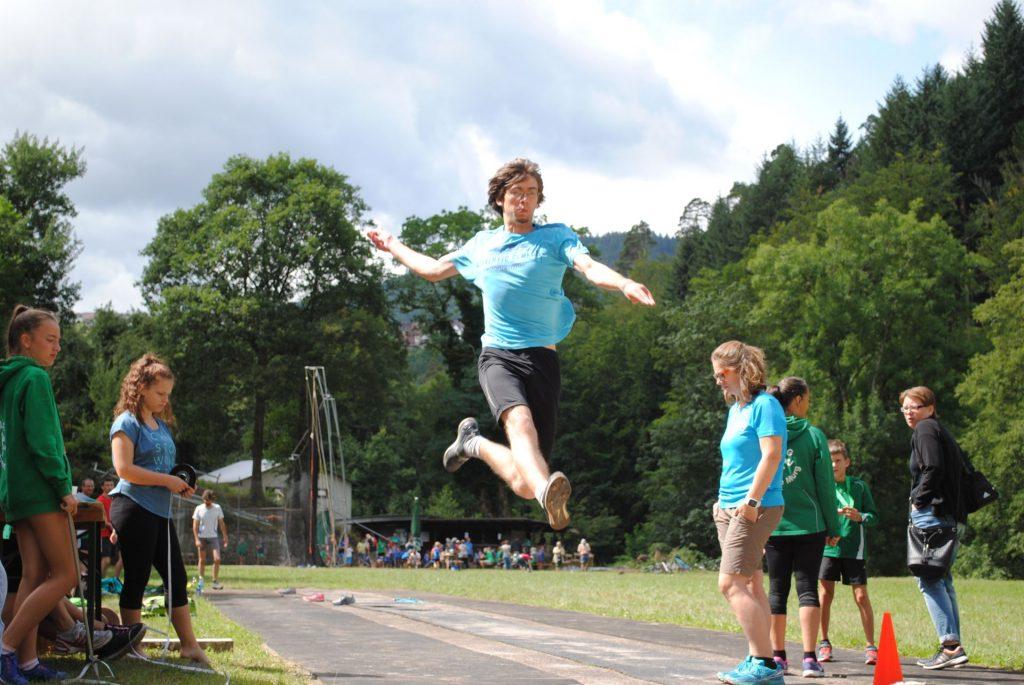 47. Volksleichtathletiktag in Langenbrand (1)