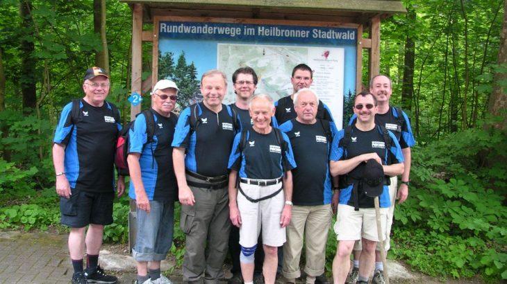 Ausflug der Jedermänner zum Landesturnfest in Heilbronn