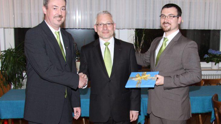 Verabschiedung von Thomas Gerstner als Vorstand