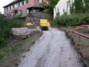 Neuer Zugangsweg zum Sportplatz Langenbrand (03)