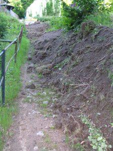 Neuer Zugangsweg zum Sportplatz Langenbrand (07)