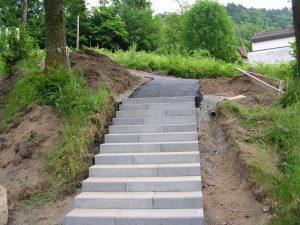 Neuer Zugangsweg zum Sportplatz Langenbrand (10)