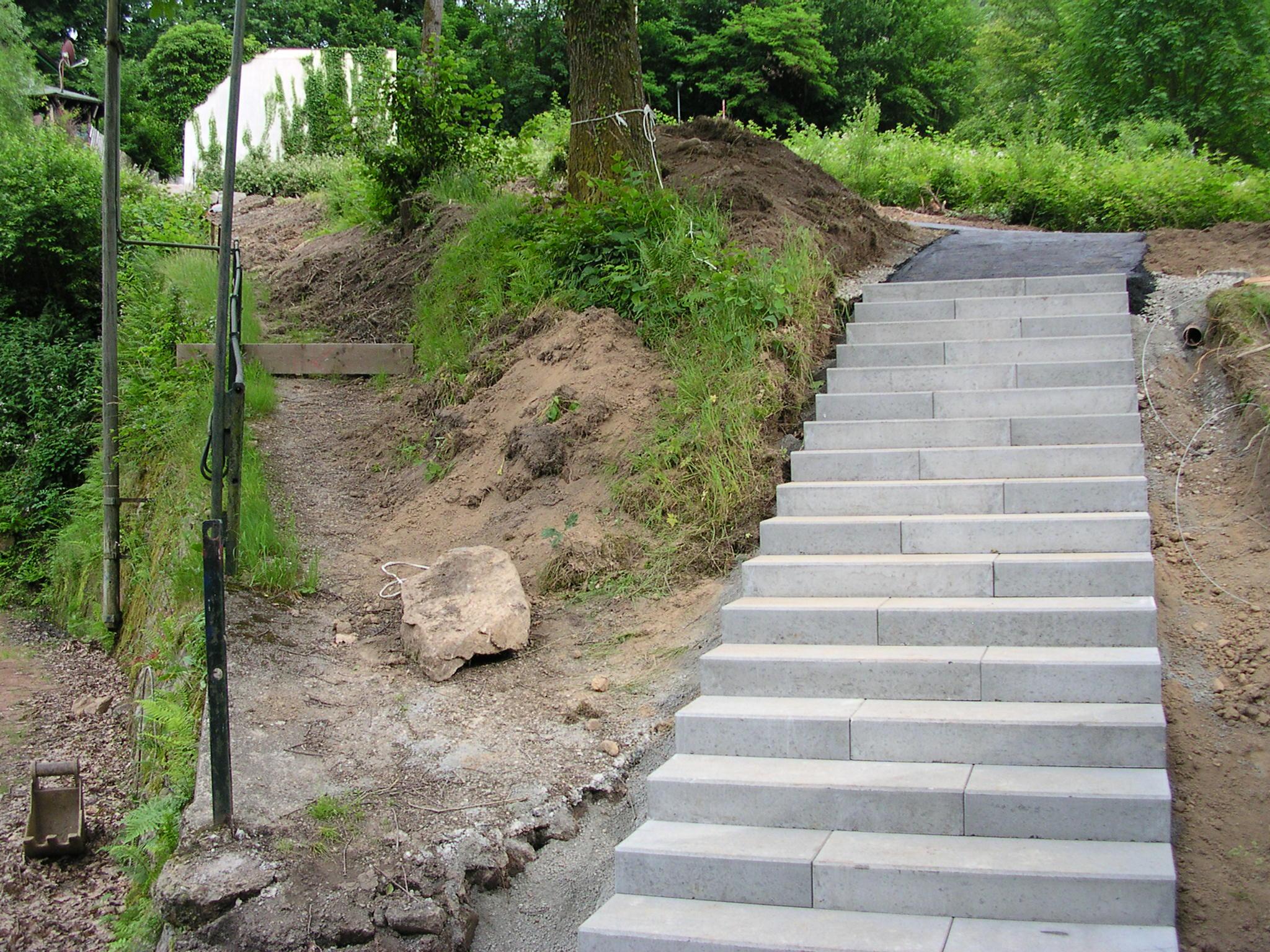 Neuer Zugangsweg zum Sportplatz Langenbrand (15)
