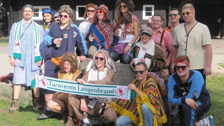 Hüttenwochnende im Ski- und Wanderheim des TB Gaggenau