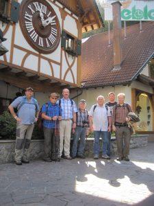 Ausflug der Jedermänner zum Triberg (2)