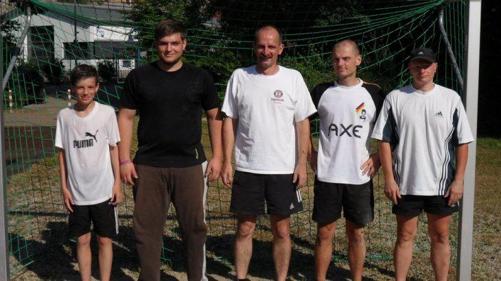 Fußballturnier des Turnverein Langenbrand 2013