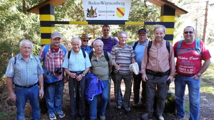 Ausflug der Jedermänner zum Kniebis 2014 (1)