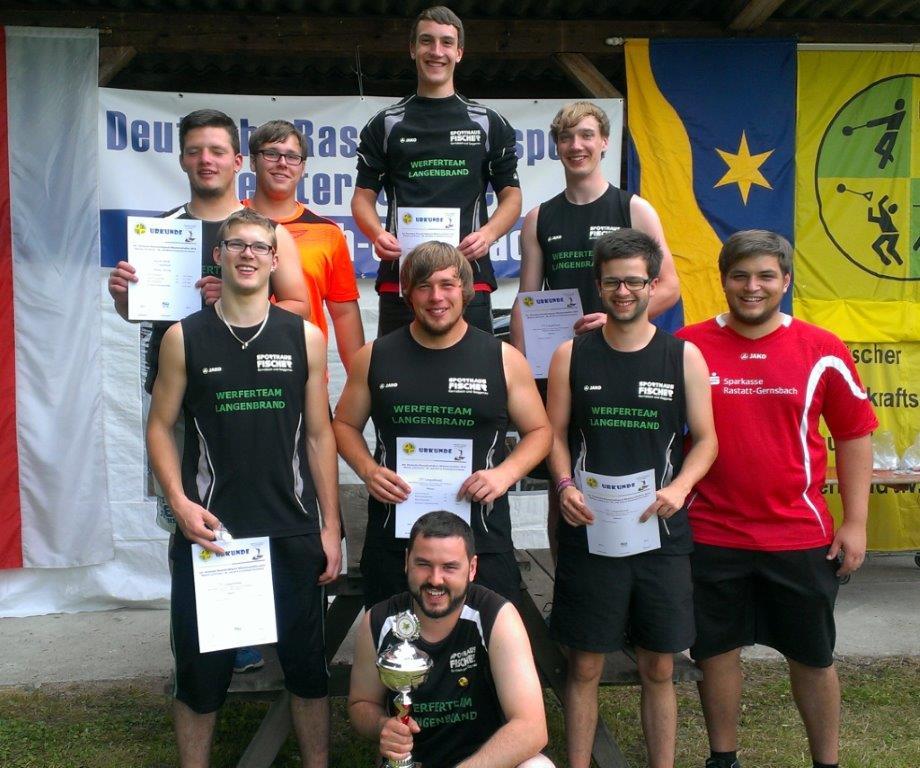 Deutscher Meister 2014 in Crumbach
