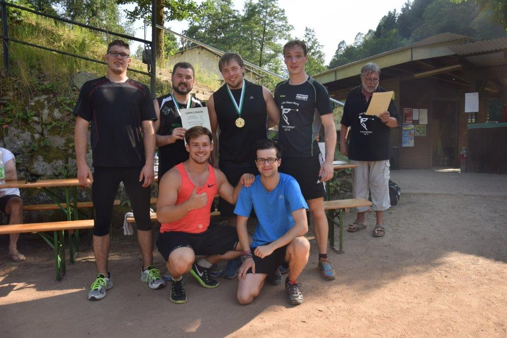 Badischen Meisterschaften aller Altersklassen 2015 in Forbach-Langenbrand