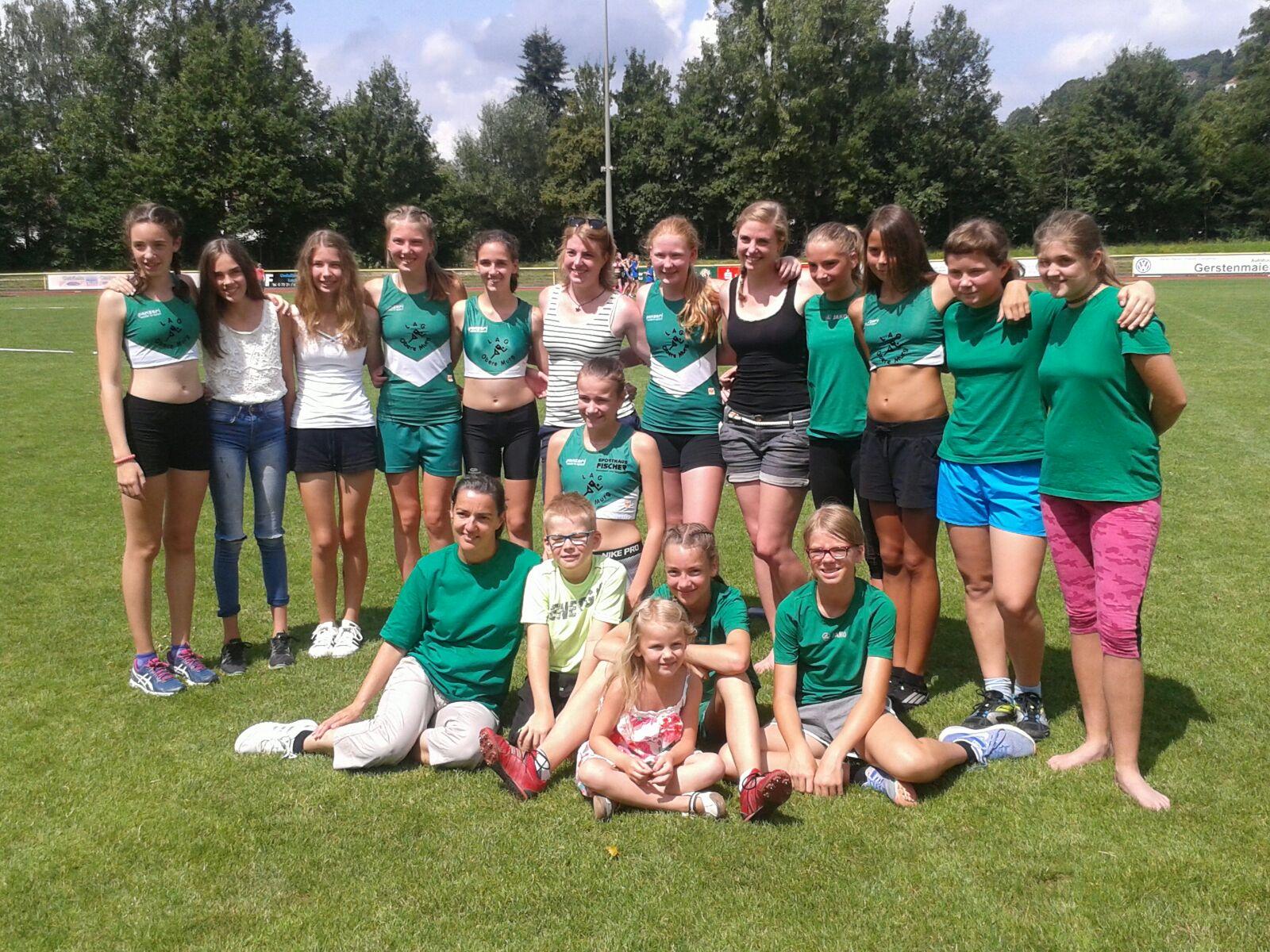 Deutsche Schüler-Mannschaftsmeisterschaft in Baden-Baden am 23.07.2016 (1)