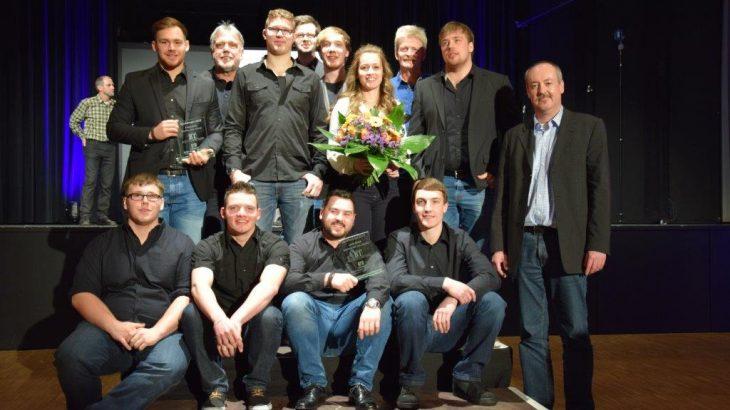 Sportlerwahl des Jahres 2015 beim Badischen Tageblatt (1)