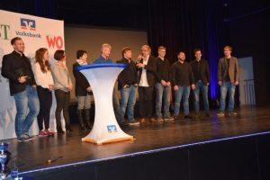 Sportlerwahl des Jahres 2015 beim Badischen Tageblatt (6)