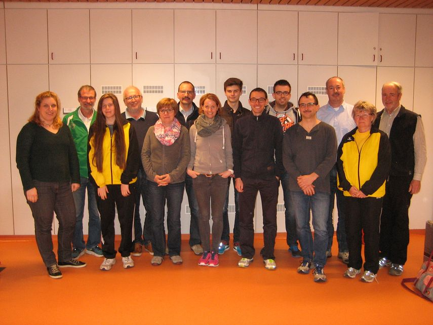 Kampfrichter-Lehrgang des Leichtathletikkreises Rastatt/Baden-Baden/Bühl in Weisenbach (1)