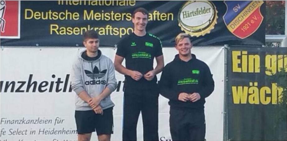 Deutsche Meisterschaften Rasenkraftsport in Dischingen (2)