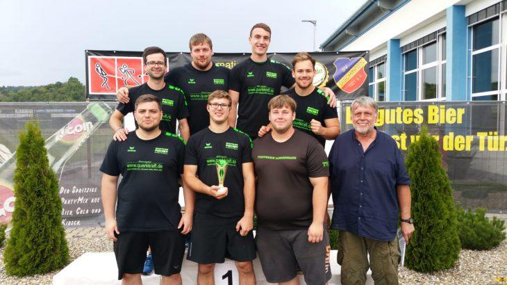 Murgtäler dominieren die Deutschen Meisterschaften in Dischingen