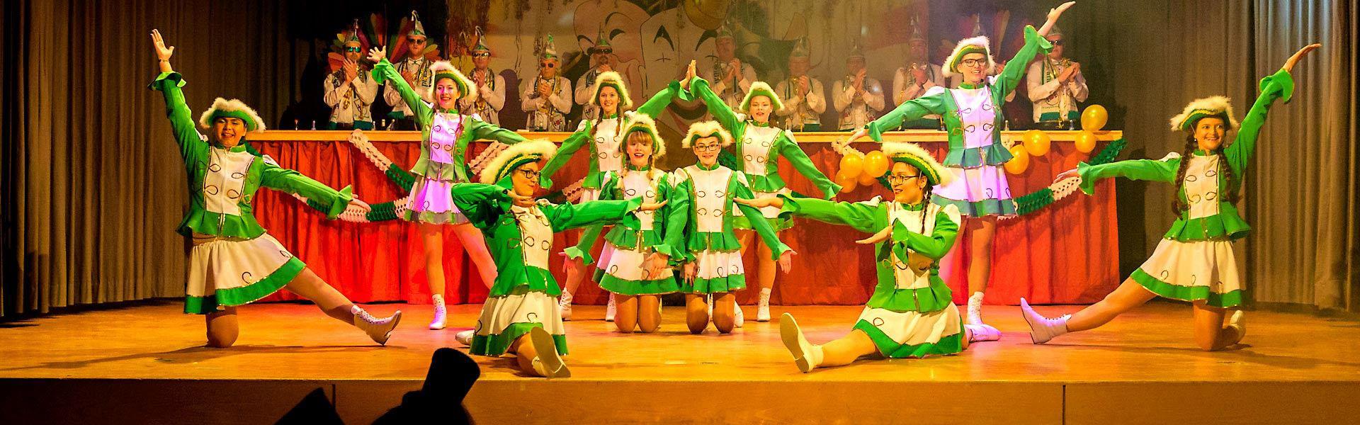Grün-Weiß-Ballett