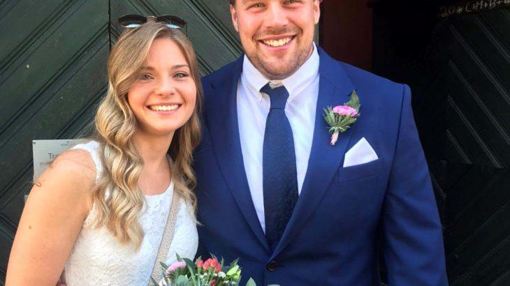 Hochzeit von Jessica Beeck und Bastin Wörner
