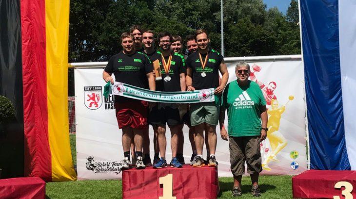Deutschen Meisterschaften im Rasenkraftsport