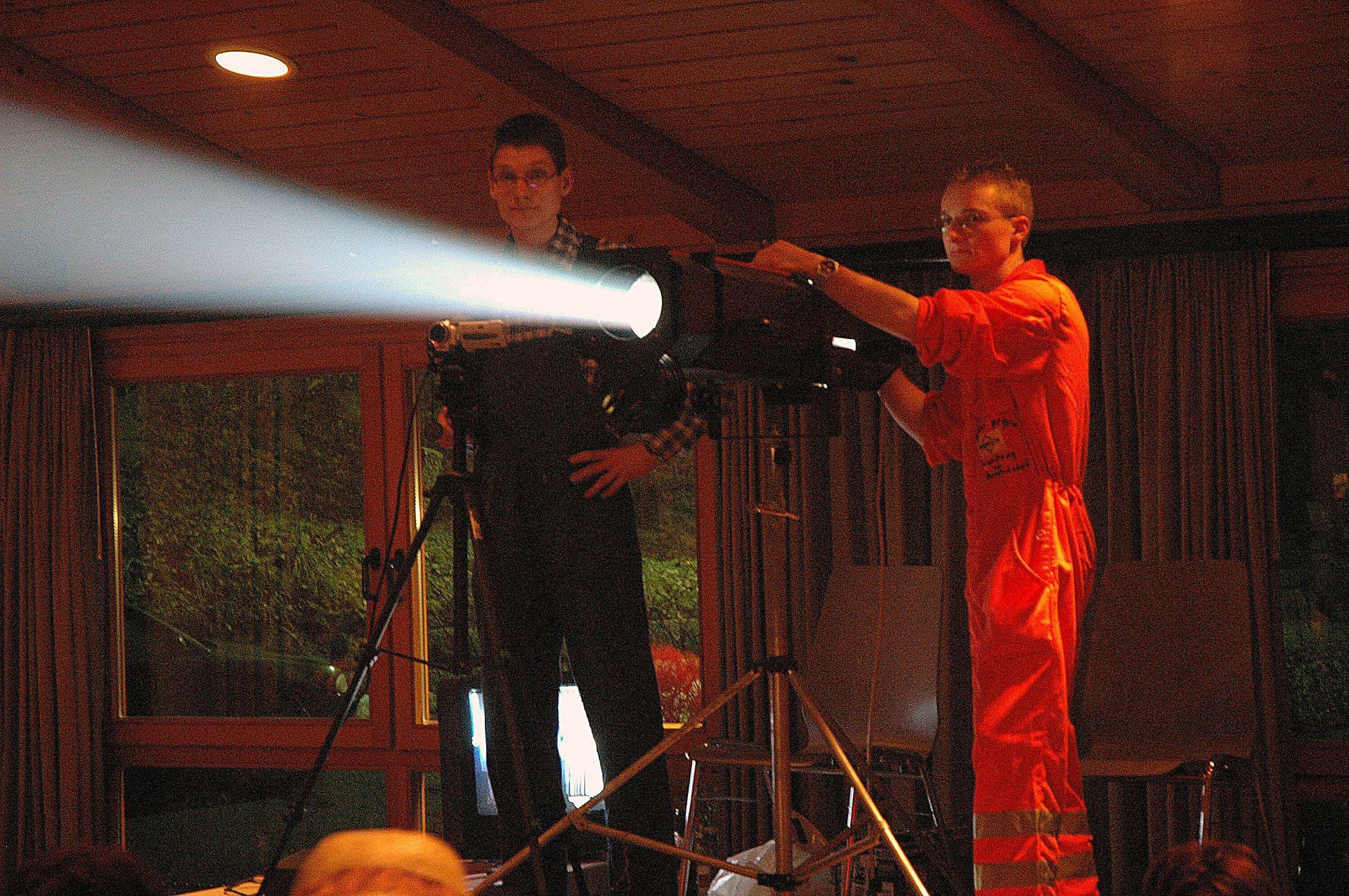 Fasentsitzung in Langenbrand 2005 (87)