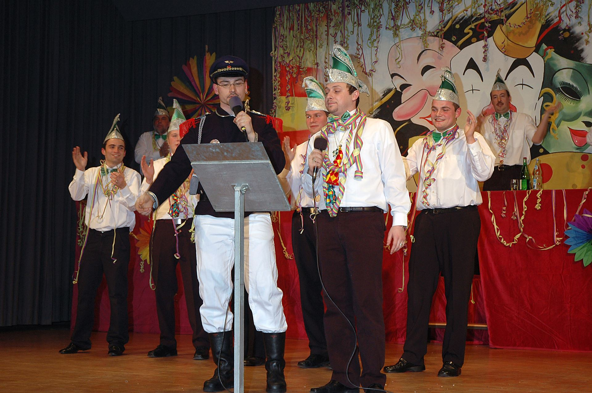 Fasentsitzung in Langenbrand 2006 (25)