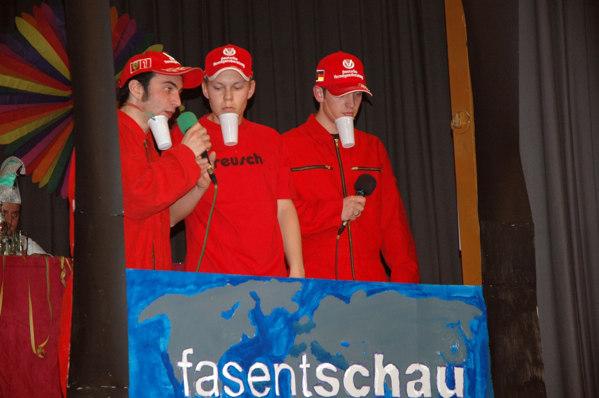 Fasentsitzung in Langenbrand 2007 (16)