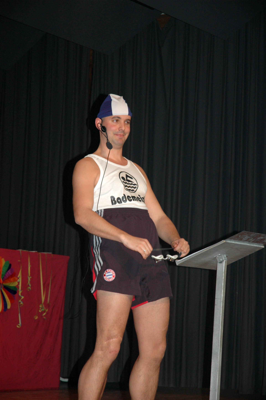 Fasentsitzung in Langenbrand 2007 (34)