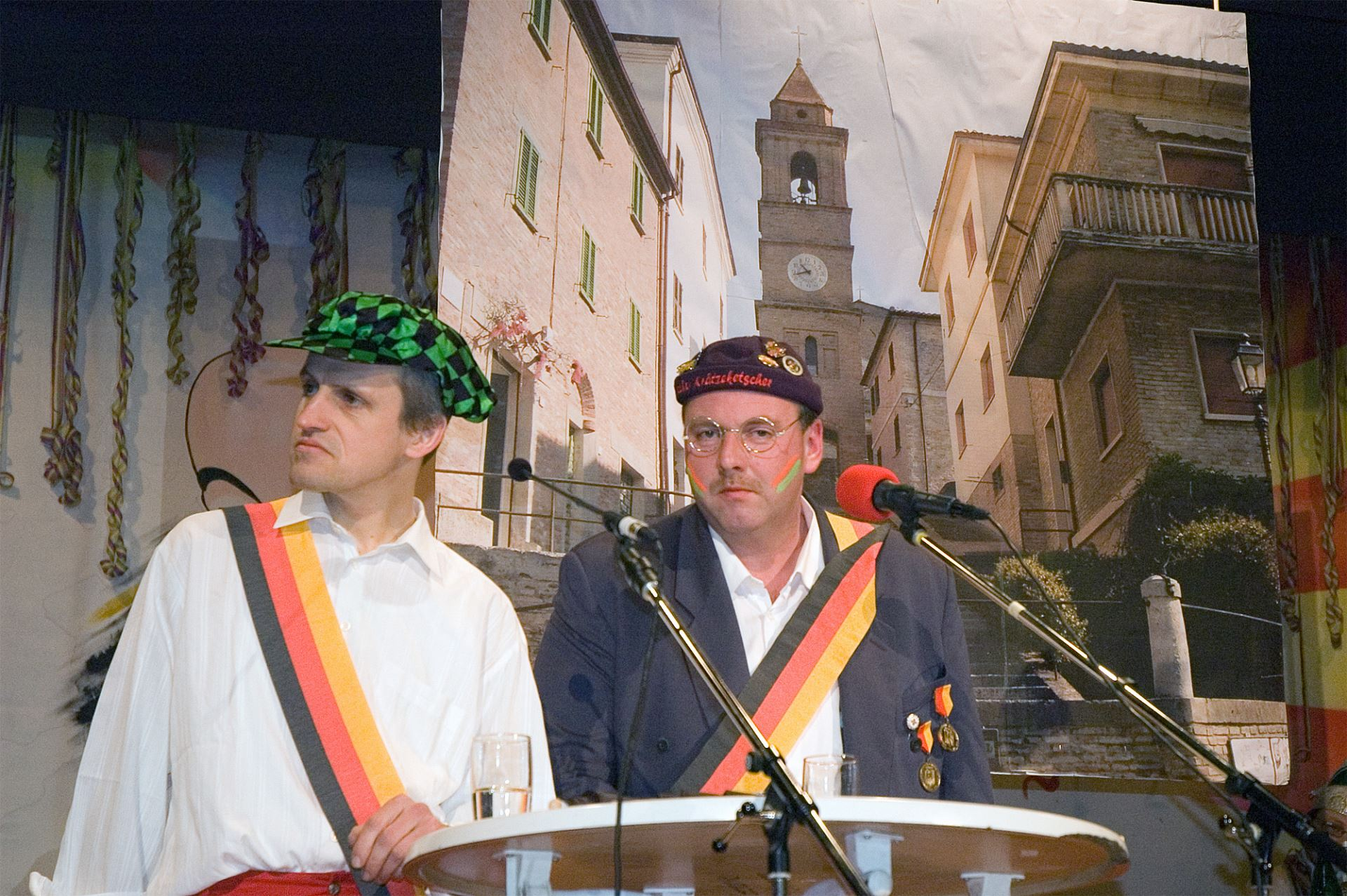 Fasentsitzung in Langenbrand 2008 (17)