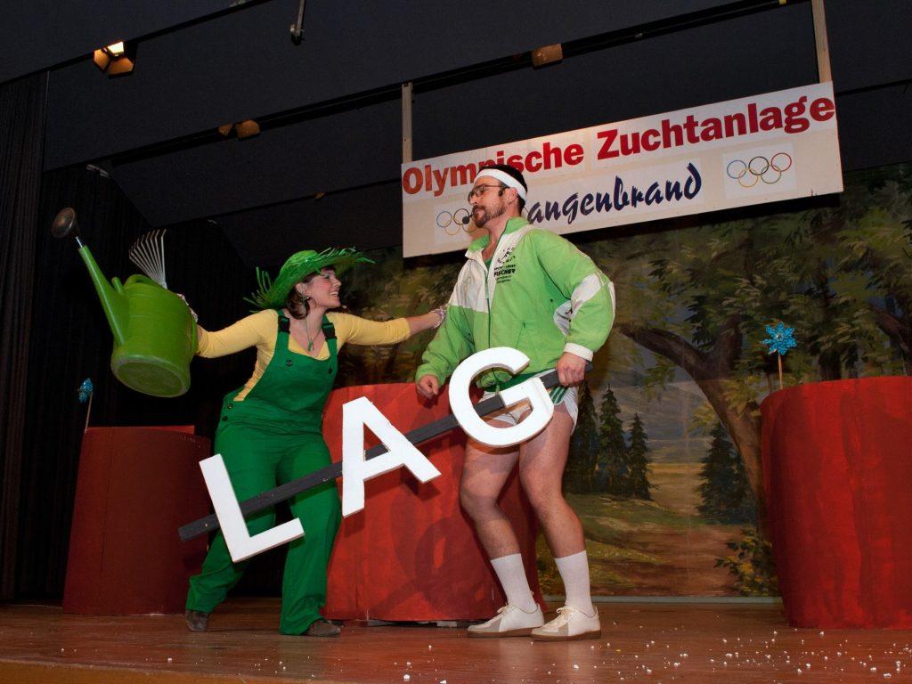 Fasentsitzung in Langenbrand 2011 (086)
