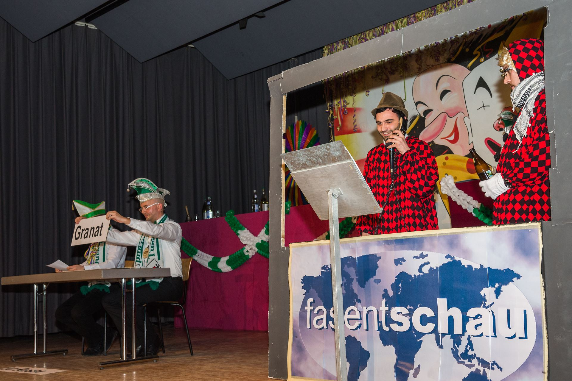 Fasentsitzung in Langenbrand 2014 (028)