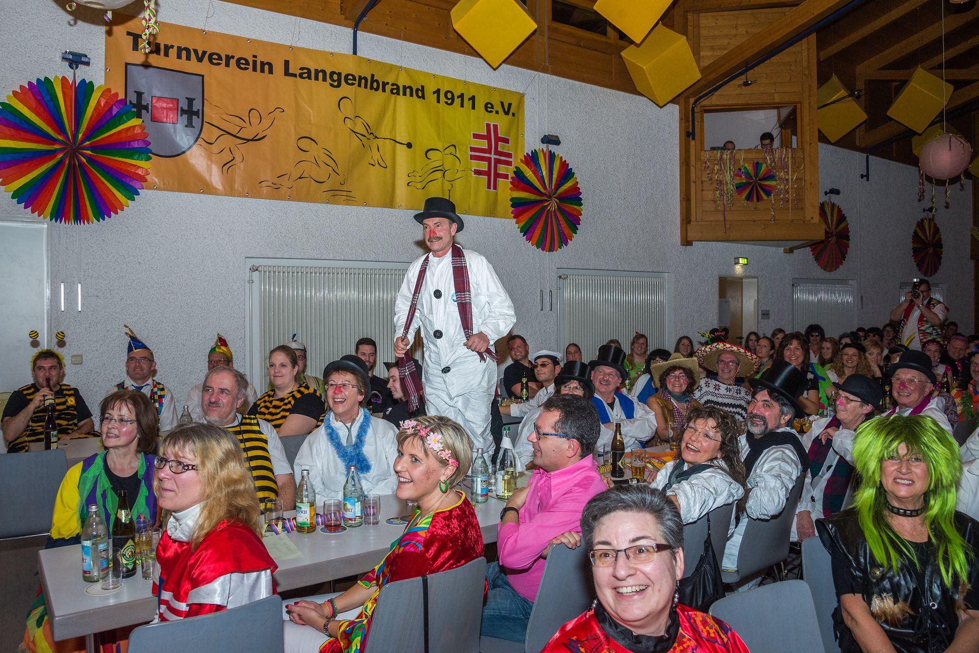 Fasentsitzung in Langenbrand 2014 (041)