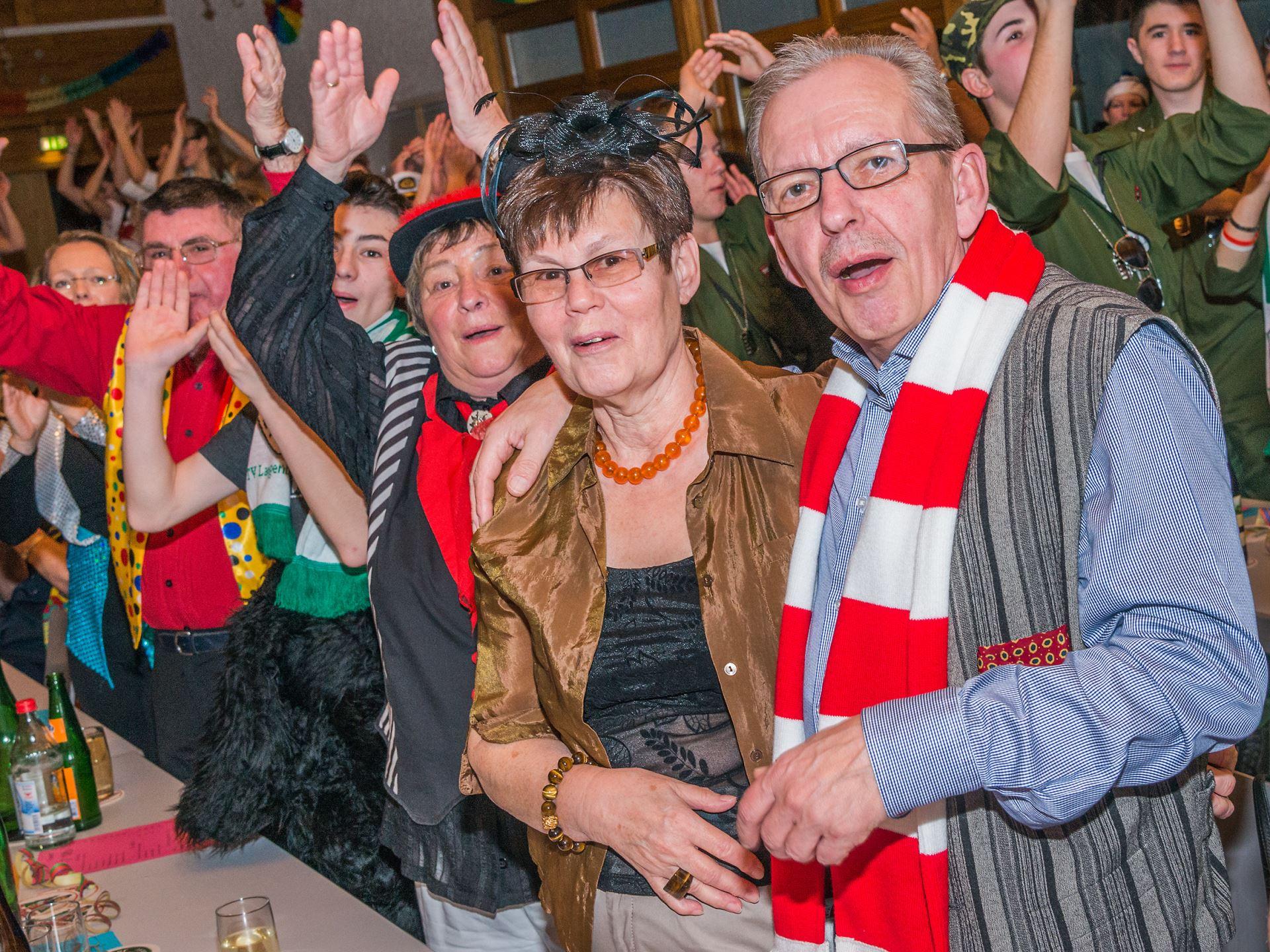 Fasentsitzung in Langenbrand 2015 (35)